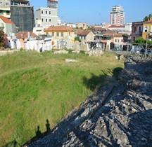 Albanie Dyrriachum Amphiteatre Albanie