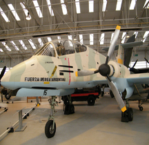 Argentine FMA IA 58 Pucara Cosford Londres