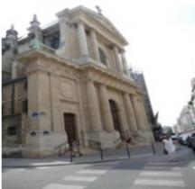 Paris Temple Protestant de l'Oratoire du Louvre