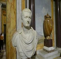 Statuaire 3 Empereurs 2 Titus Rome Villa Borghèse