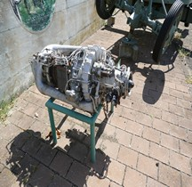 Turbomoteur Isotov GTD 350 PZL Rzetszow Rimini