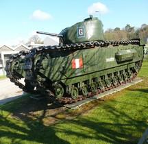 Churchill Infantry Tank Mk II (A22) Bovington