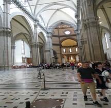 Florence Cattedrale Santa Maria del Fiore Intérieur