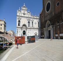 Venise Scuola Grande di San Marco