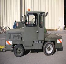 Tracma TD 1.500  Tracteur Aérodrome  Avec Cabine L