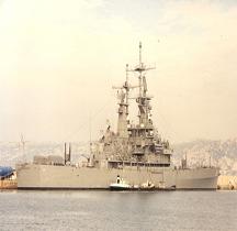 Croiseur Nuclélaire Lance Missile USS Virginia