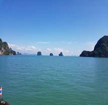 Thaïlande Baie de Phang Nga