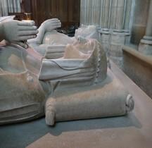 Seine St Denis St Denis Basilique 3.09.1.1.2 Marguerite d'Artois  Gisant