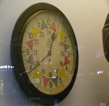 1940 RAF Operations Room Plotting Clock
