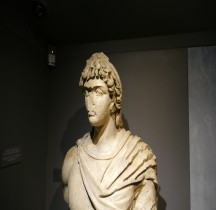 Statuaire 4 Empereurs 3. Antinoüs Mougins