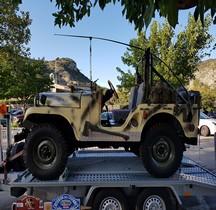 Willys M 38 A1 Gard