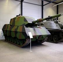 Léopard 1 Prototype Versuchsträger Gesamtschutz Leopard 1 (VTGS) Munster