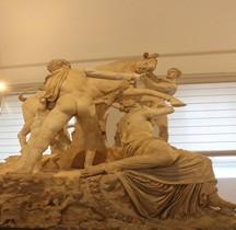 Statuaire Rome Taureau Farnèse Naples