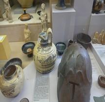 Grèce Corinthe Céramique Cruche St Germain en Laye MAN