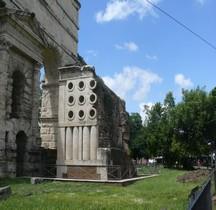 Rome Rione Esquilino  Tombeau Marcus Virgilius Eurisaces