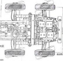 SdKfZ 234-4 Anatomie d'un Fauve