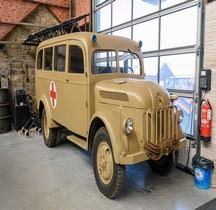 Steyr  1500 Ambulance Krankenwagen