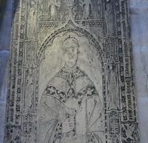 Seine St Denis St Denis Basilique.Michel de Troyes Grand Prieur 1517