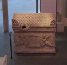 Sarcophage France Arles Sarcophage d'Attia Esyche Arles MAA