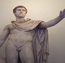 Statuaire 4 Empereurs 4 Antonin Le Pieux Rome Palazzo Altemps