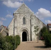 Indre et Loire Tavant Eglise St Nicolas