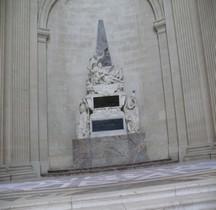 Paris Invalides Tombeau de Turenne