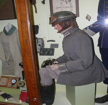 1e Gm 1915 Dirigeable Pilote Leutnant Bruxelles