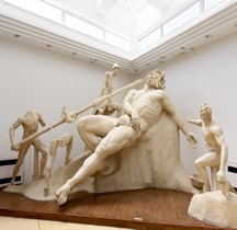 Statuaire Rome Sperlonga Groupe  Polyphème