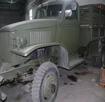 GMC CCKW 353 Cabine tolée (Saumur)