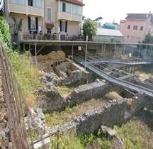 Vintimiglia Albintimilium Aera Archeologica