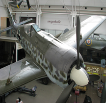Focke Wulf Fw190-A8 Londres