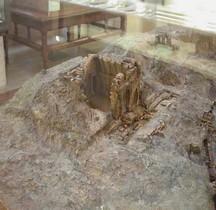 Gard Nimes Augusteum Temple de Diane Maquette