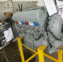 Moteur Rolls Royce Merlin 24 T Le Bourget