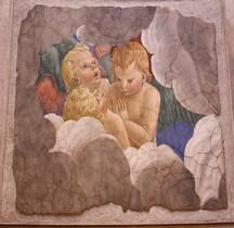3 Peinture XVe Melozzo di Forli  Pinacothèque Vatican