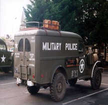 Dodge WC 54 Military Police