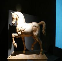 Leonardo da Vinci Cavallo di Leonardo Florence Maquette