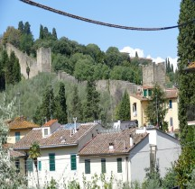 Florence Les murailles
