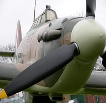 Hawker Hurricane  Mark II  Hendon 2010