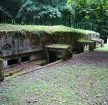 Meuse Flabas Bois des Caures PC du Colonel Driant