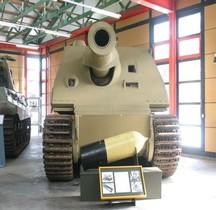 Tiger 38 cm RW61 auf Sturmmörser (Munster)