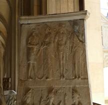 Statuaire Rome Trépied Borghèse Paris Louvre