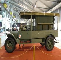 White TBC 1916 Ambulance Russie