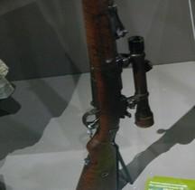 Fusil Gewehr 98 M 1898 Scharfschütze Londres