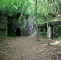 Meuse Fort de Souville Abri Caverne