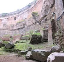 Rome Rione Campo Marzio Mausolée Auguste Intérieur