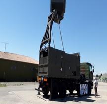Radar Ground Master 200 GM 200  Thales Orange 2019