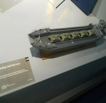 Landing Craft Tank LCT Maquette Paris