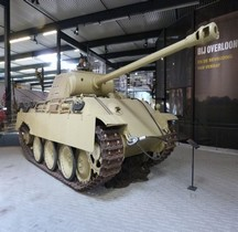 Panther Ausf G après Restauration Overloon