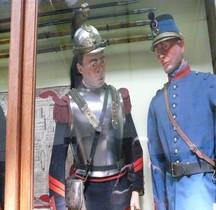 1914 Cavalerie Cuirassier Brigadier  Bruxelles