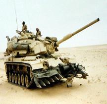Char Lourd M 60 MCB Irak